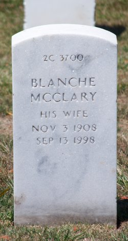 Blanche McClary White