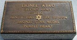 PFC Lionel Ayro