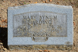 Mary Bynum Harding
