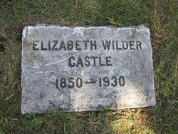Elizabeth <i>Wilder</i> Castle