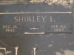 Shirley Lee <i>Barrier</i> Campbell