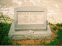 Nellie <i>King</i> Anderson