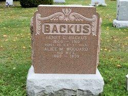 Henry Clay Backus