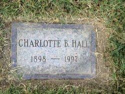 Charlotte Royce <i>Barker</i> Hall