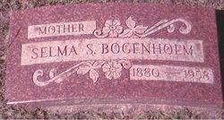 Selma S <i>Clauson</i> Bogenholm