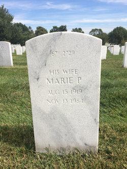 Marie P Vincent
