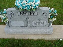 Stephen James Higley