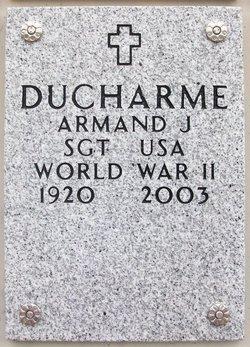 Armand J Ducharme