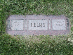 Ann Marie <i>Johnson</i> Helms