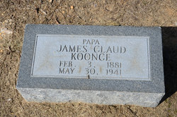 James Claud Koonce