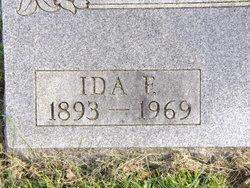 Ida F <i>Hornback</i> Elliott