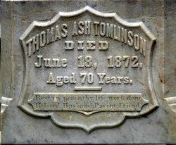 Thomas Ash Tomlinson