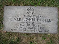 Elmer John Detzel