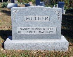 Nancy <i>Klingler</i> Bell