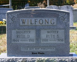Ruth Bryant <i>Arbogast</i> Wilfong