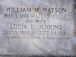 William M Watson