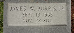 James William Burris, Jr