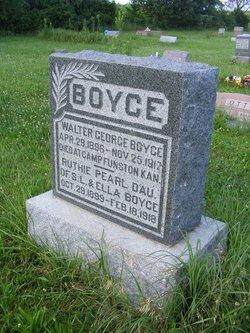Walter George Boyce