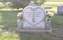 Beulah Odessa <i>Washington</i> Kinney