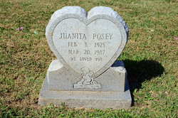 Mrs Verna Juanita Juanita <i>Vondran</i> Posey