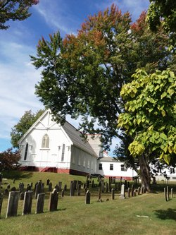 Saint Johns Reformed Dutch Church Cemetery