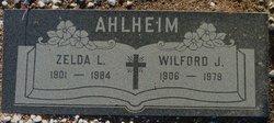 Wilford J. Ahleim