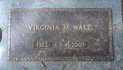 Virginia Mae <i>Sibley</i> Walz