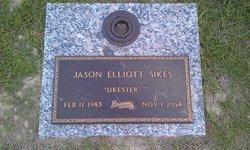 Jason E. Sikester Sikes