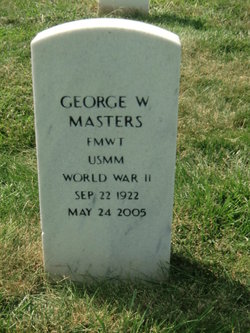 George W (jr) Masters