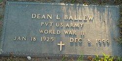 Dean Leroy Ballew
