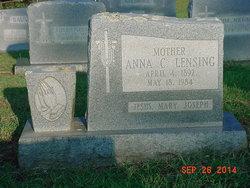 Anna Crescence <i>Heim</i> Lensing