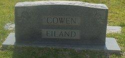 Mary Epsie <i>Eiland</i> Cowen