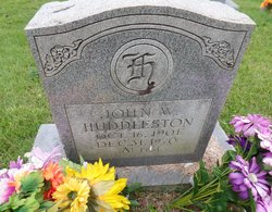 John W. Huddleston