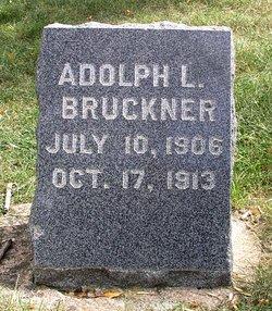 Adolph L. Bruckner