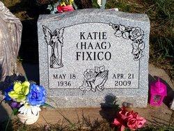 Katie <i>Haag</i> Fixico
