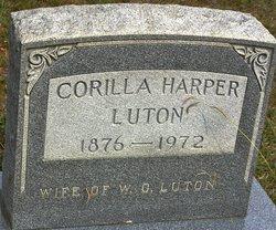 Corilla <i>Harper</i> Luton