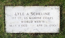 Lyle Andrew Scheline