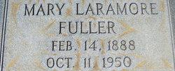 Mary <i>Laramore</i> Fuller