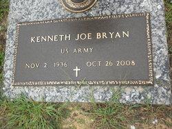 Kenneth J Bryan