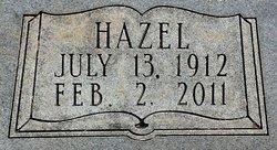 Hazel <i>Durham</i> Dixon