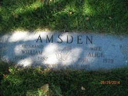 William Leroy Bill Amsden