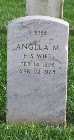 Angela M Toto