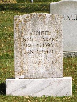Tinson Adams