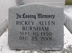 Rickey Allen Burnham