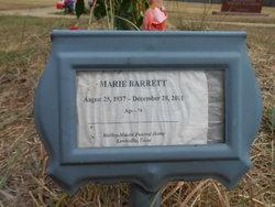 Leslie Marie <i>Johnson</i> Barrett