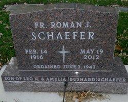Fr Roman J. Schaefer
