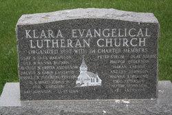 Klara Lutheran Cemetery