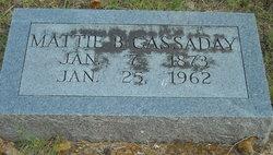 Mattie B. Cassaday
