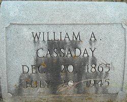 William A. Cassaday