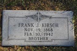 Frank J Kirsch